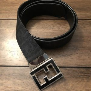 100% Authentic Fendi belt